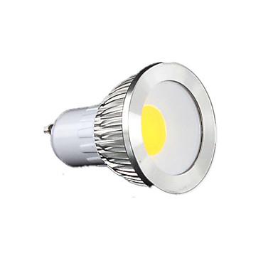 180 lm GU10 LED Spotlight MR16 1 leds COB Dimmable Warm White Cold White Natural White AC 220-240V AC 85-265V