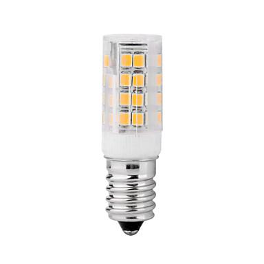 E14 Żarówki LED kukurydza T 51 SMD 2835 540 lm Ciepła biel Zimna biel AC 220-240 V 1 sztuka
