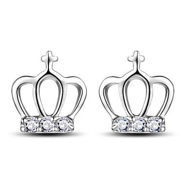 rakkaustarina naisten muoti 925 hopea korvakoru tyylikäs tyyli