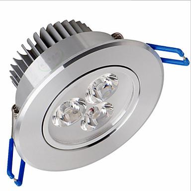 ZDM® 1pc 6 W 500-550 lm 3 LED perler Høyeffekts-LED Mulighet for demping / Dekorativ Varm hvit / Kjølig hvit / Naturlig hvit 220-240 V / 110-130 V / 1 stk. / 65 / RoHs