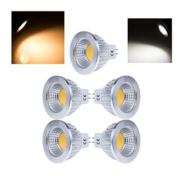 50-150 lm LED Spotlight MR16 1 leds COB Warm White Cold White AC 220-240V