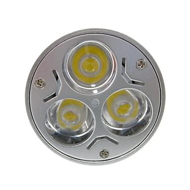 180lm GU5.3(MR16) LED Spot Lampen MR16 3 LED-Perlen Hochleistungs - LED Warmes Weiß / Kühles Weiß 12V / 85-265V
