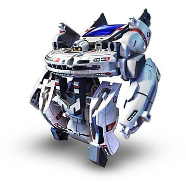 7 In 1 Roboter Solar betriebene Spielsachen Spielzeuge Solar-angetrieben Wiederaufladbar ABS Stücke Geschenk