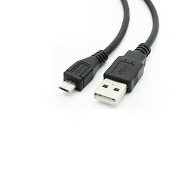 USB 2.0 мужчина к Micro USB 2.0 мужчина кабеля