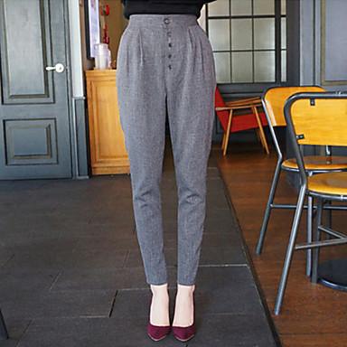 bac119460d5 Λεπτό - Ελαστικό - Σαλβάρι - Γυναικείο παντελόνι ( Λινό ) 3277047 ...