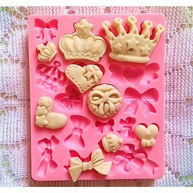Narzędzia do pieczenia Plastikowy Tort Formy Ciasta 1szt