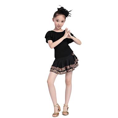 Θα λατινικά ρούχα χορού παιδιά / εξορμήσεις χορεύουν κοστούμια για παιδιά