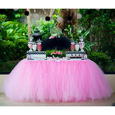 Christmas Birthday Graduation Bridal Shower Prom Baby Valentine S Day Organza Wedding Decorations Beach Theme