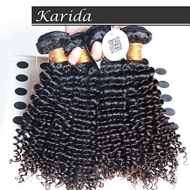 Classic Curly Remy Weaves More Than One Year Classic Curly High Quality Daily