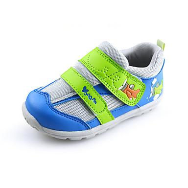 ae7112cd766 Παπούτσια για το μωρό - Αθλητικά Παπούτσια - Ύπαιθρος - Δερματίνη - Μπλε / Κόκκινο  3596451 2019 – $24.99