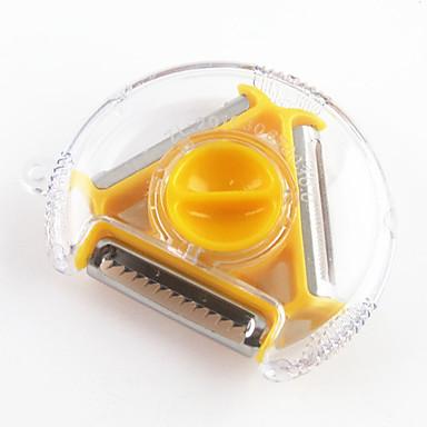 1 piese Peeler & Razatoare For pentru Fructe / pentru legume PlasticMultifuncțional / Calitate superioară / Bucătărie Gadget creativ /