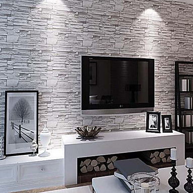 Art Deco lakberendezési Kortárs Falburkolat, PVC/Βινύλιο Anyag ragasztószükséglet tapéta, szoba Falburkoló