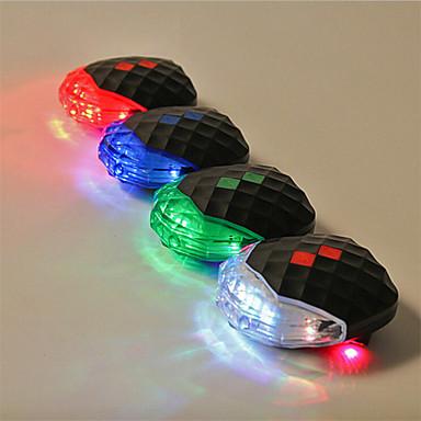 Bisiklet Işıkları / Bisiklet Ön Işığı / Bisiklet Arka Işığı LED - Bisiklet Darbeye Dayanıklı / Su Geçirmez / Kolay Taşınır 160lm Lümen