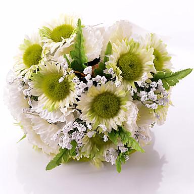 Esküvői virágok Csokrok Esküvő Party / estély Szatén Kb. 30 cm