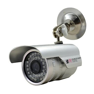 1/3 «vision de cmos caméra de surveillance de sécurité imperméable à l'eau de nuit en plein air maison de ICR 36 conduit caméra ir w130-10