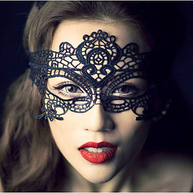 abordables Coiffes-Cristal / Dentelle / Tissu Diadèmes / Fascinators / Voiles Birdcage avec 1 Mariage / Occasion spéciale / Fête / Soirée Casque / Les masques