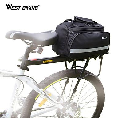 Сумка на бока багажника велосипеда Велосипеды для активного отдыха / Велосипедный спорт / Велоспорт / Горный велосипед Алюминиевый сплав