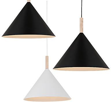 Lampe suspendue Lumière d'ambiance - Style mini, 110-120V / 220-240V Ampoule non incluse / 30-40㎡ / E26 / E27