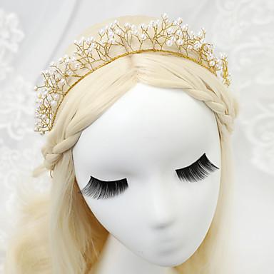 imitação de pérolas de liga de pérolas cabeça clássica estilo feminino