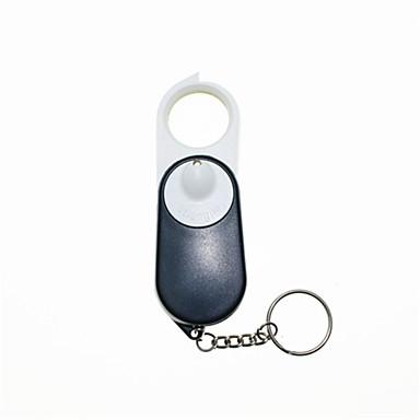Loupes Utilisation Générale / Lecture Générique / Haute Définition / Portable / LED / Pliage 10 20mm Normal Plastique