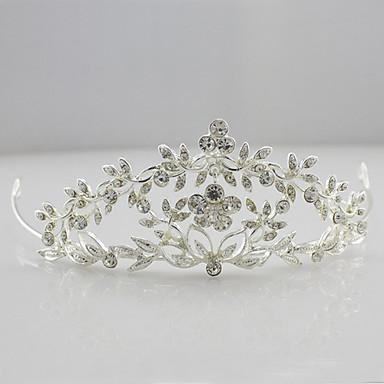 Rhinestone / Alloy Tiaras 1 Wedding Headpiece