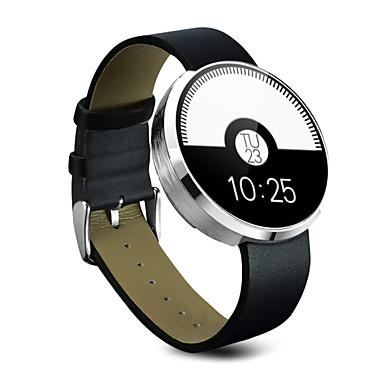 lemfo dm360 mtk2502a 1,22 hüvelyk Bluetooth intelligens karóra hordható eszközök Smartwatch az ios android