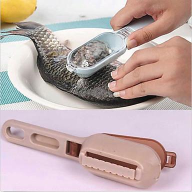 Kunststoff Kreative Küche Gadget Für Fisch Peeler & Grater