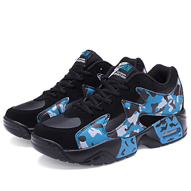 2017 New Arrivals Basketball Shoes Walking/ Men's Shoes Blue/White