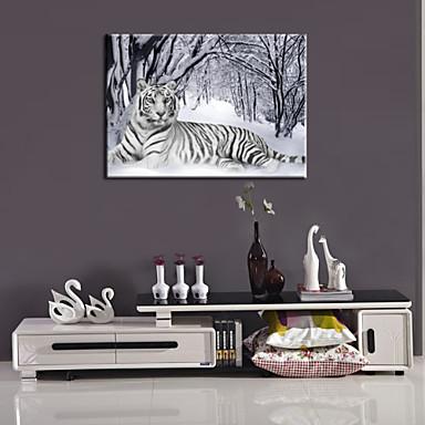 Animal Un Panneau Format Horizontal Imprimé Décoration murale Décoration d'intérieur