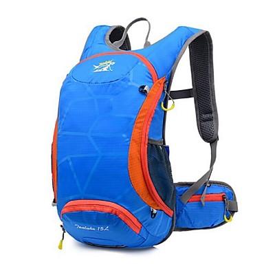 Unisex Τσάντα για αθλητισμός & αναψυχή Νάιλον Όλες οι εποχές Φερμουάρ Βυσσινί Φούξια Κόκκινο Πράσινο Μπλε