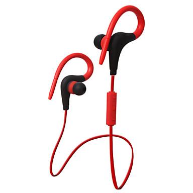 шумоизоляции спорт работает наушников с креплением-крючком avoide падения с микрофоном и пультом дистанционного управления громкостью для