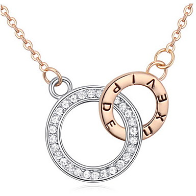 Women's Europe And The United States Fashion Necklace Collarbone Chain