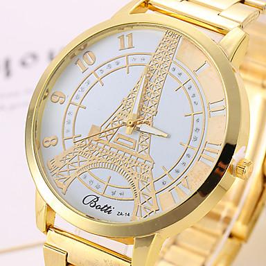 women watches gold watch women fashion Alloy Eiffel Tower Quartz watch