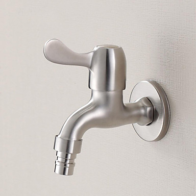 Wasserhahn Zubehör - Gehobene Qualität - Moderne Edelstahl Wasserhahn - Fertig - Edelstahl