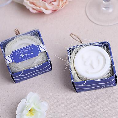 Bäder und Seife(Weiß) -Nicht-personalisierte-Blumen Thema Diameter:5cm 100% natürliche Inhaltsstoffe