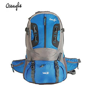 OSEAGLE 38L Laptop Shoulder Bag Outdoors Nylon Waterproof Travelling Backpack