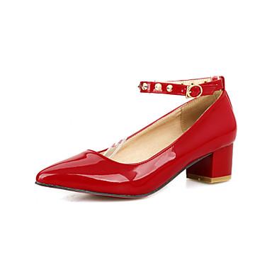 Γυναικεία παπούτσια - Γόβες - Γραφείο & Δουλειά / Φόρεμα / Καθημερινά - Χοντρό Τακούνι - Με Τακούνι / Ανατομικό / Μυτερό / Κλειστή Μύτη -