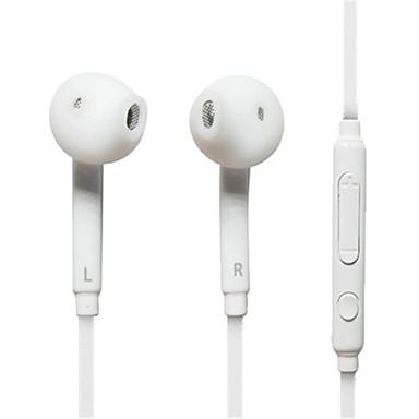 EARBUD Проводное Наушники пластик Мобильный телефон наушник С регулятором громкости С микрофоном наушники