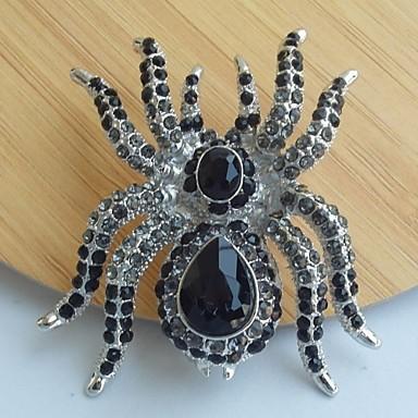 Animal Shape Αράχνες Χρώμα Οθόνης Κοσμήματα Για Γάμου Πάρτι Ειδική Περίσταση Γενέθλια