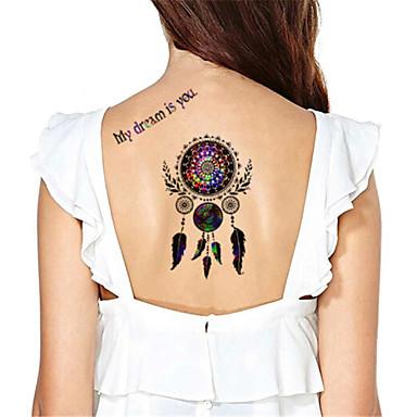 Αυτοκόλλητα Τατουάζ Άλλα Non Toxic Waterproof Γυναικεία Αντρικά Ενήλικες Εφηβικό Flash Tattoo προσωρινή Τατουάζ