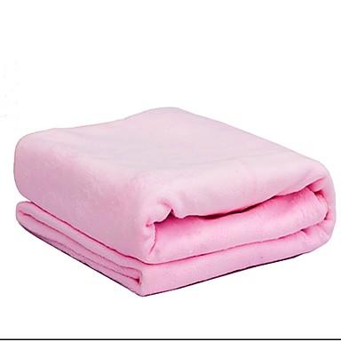 Ręcznik kąpielowy Różowy / Purpurowy,Stały Wysoka jakość 100% Micro Fiber Ręcznik