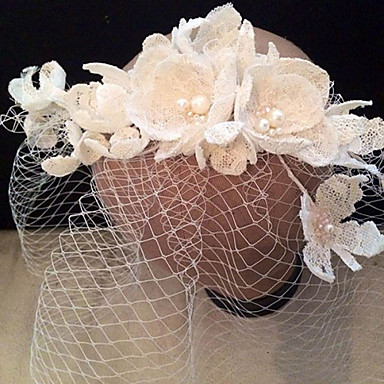 Rhinestone Birdcage Veils 1 Wedding Special Occasion Headpiece