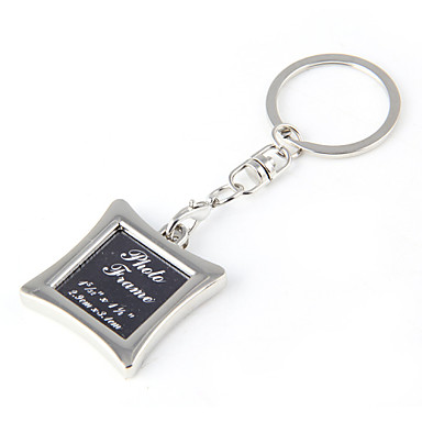 Keychain Favors Stainless Steel Keychains-Piece/Set Wedding Favors