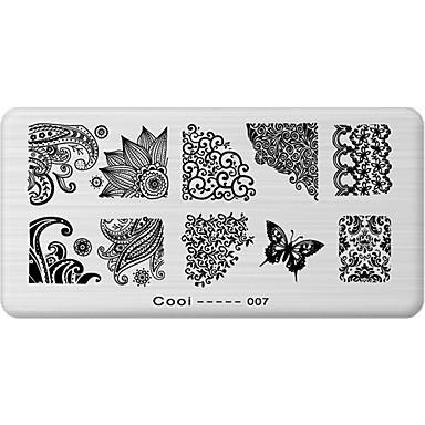 - Parmak/Ayak Parmağı - Diğer Dekorasyonlar - Metal - 1 - stuks 12X6X0.1 - cm