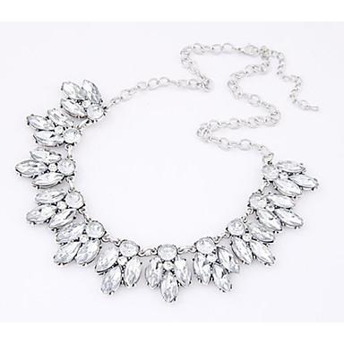 Kadın's Gerdanlıklar - Moda Gümüş Altın Kolyeler Uyumluluk Parti Günlük