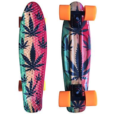 22 χιλ Πρότυπο Skateboards Πλαστική ύλη Abec-9