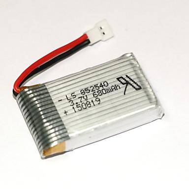 CX-30 3.7V 680mAh batteri Barne Klassisk Moro