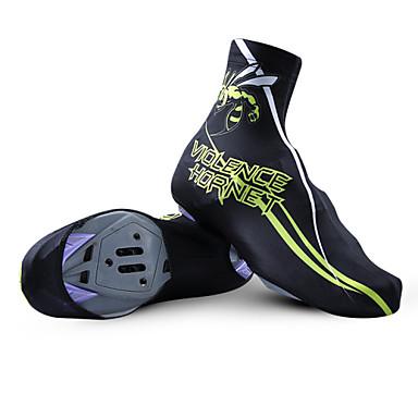 Παπούτσια ποδηλασίας με καλύμματα Προστατευτικό Παπουτσιού Γιούνισεξ Διατηρείτε Ζεστό Γρήγορο Στέγνωμα Υπεριώδης Αντίσταση Διαπερατότητα