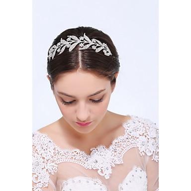 Γυναικείο Ασήμι Στερλίνας Κράμα Headpiece-Γάμος Ειδική Περίσταση Καθημερινά Κεφαλόδεσμοι 1 Τεμάχιο