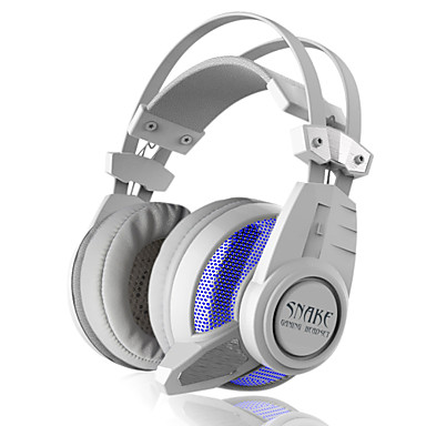 Plextone PC900 Kulaklıklar (Kafa Bantlı)ForMedya Oynatıcı/Tablet BilgisayarWithMikrofon ile DJ Sesle Kontrol FM Radyo Oyunlar Gürültüyü